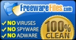 FreewareFiles tested TV 4.0 on 2013-05-14 using leading antivirus scanners and found it 100% Clean. It does not contain any form of malware, spyware, viruses, trojans, etc