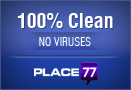 PLACE77 is validating that TV 3.0 is Clean and Safe to install-This product was tested by Place77.com editor